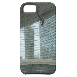 Les LUMIÈRES EN VERRE n de bâtiments de Las Vegas  Coques Case-Mate iPhone 5