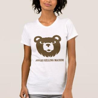 les machines athée de massacre d'ours câlinent le tee shirt