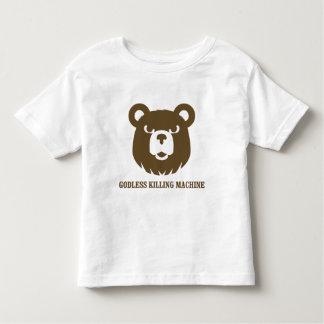les machines athée de massacre d'ours câlinent le tee-shirt