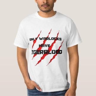 Les magiciens ont Tigerblood Tee Shirts