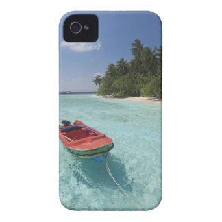 Les Maldives, atoll masculin, île de Kuda Bandos Coques iPhone 4 Case-Mate