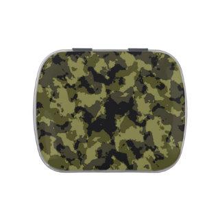Les militaires de camouflage dénomment boite à bonbons