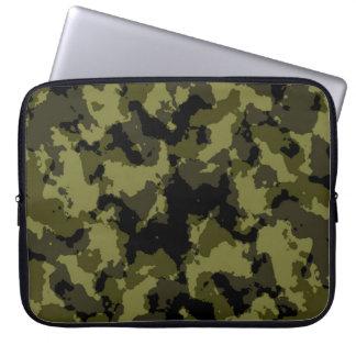 Les militaires de camouflage dénomment housses ordinateur