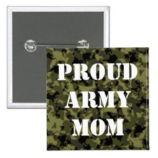 Les militaires de camouflage dénomment macaron carré 5 cm
