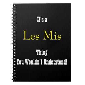 Les Mis Journal