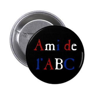 Les Misérables Love: Ami de l'ABC Button