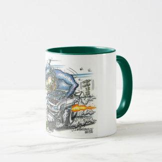 Les Morris Racing Mug