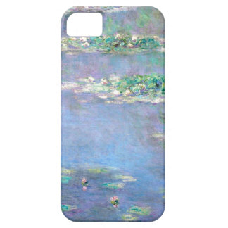 Les Nympheas Water Lilies by Claude Monet iPhone 5 Covers
