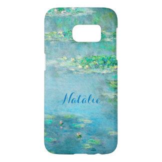 Les Nympheas Water Lilies Fine Art Samsung Galaxy S7 Case
