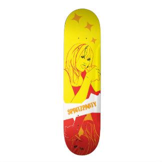 Les plate-formes II Skateboard 19,7 Cm