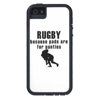 Les protections sont pour le rugby de culottes coque iPhone 5 Case-Mate
