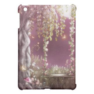 Les régions boisées balancent le rose coque iPad mini