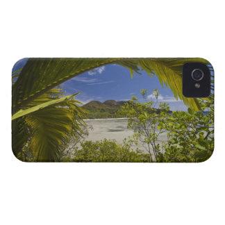 Les Seychelles, île de Curieuse, baie de Laraie Coques iPhone 4 Case-Mate