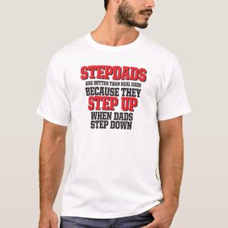 Les Stepdads intensifient T-shirt