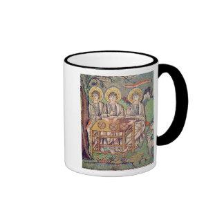 Les trois anges tasse à café