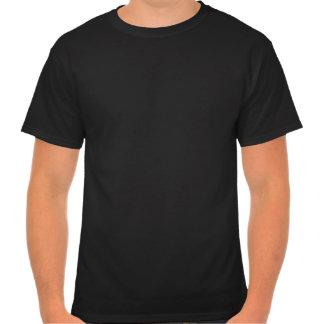 les types barbus il améliorent tee shirts