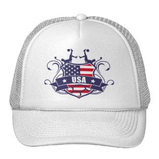 les USA soccer Casquette De Camionneur