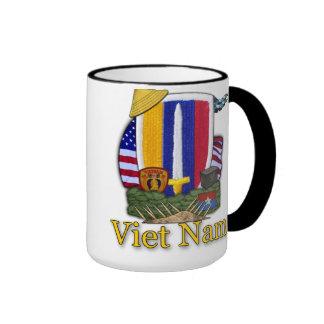 les vétérans de correction de guerre de Vietnam d' Mug À Café