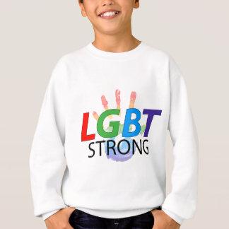 Lesbian Gay BiSexual Transgender LGBT Pride Sweatshirt