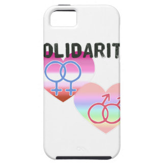 Lesbian Gay Solidarity Case For The iPhone 5