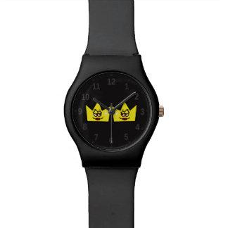 Lesbian Lesbian Queen Queen Crown Coroa - Clock Wristwatch