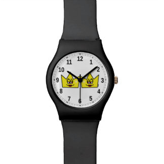 Lesbian Lesbian Queen Queen Crown Coroa - Clock Wristwatches