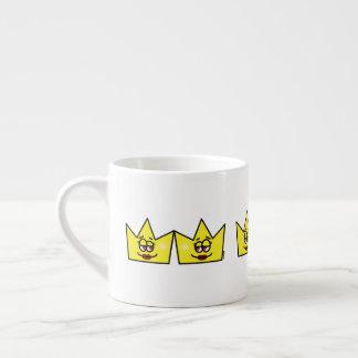 Lesbian Lesbian Queen Queen Crown Coroa Espresso Cup