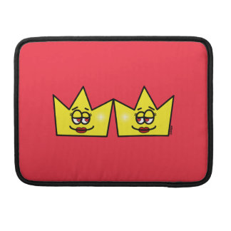 Lesbian Lesbian Queen Queen Crown Coroa Sleeve For MacBooks