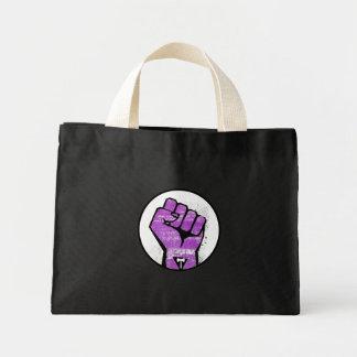 LESBIAN RESISTANCE - -  MINI TOTE BAG
