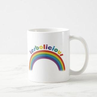 Lesbolicious Basic White Mug