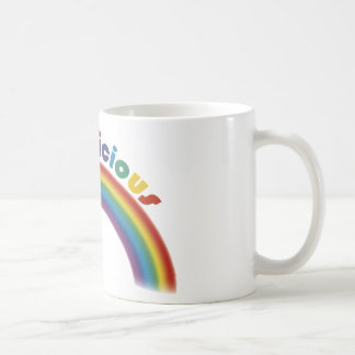 Lesbolicious Classic White Coffee Mug