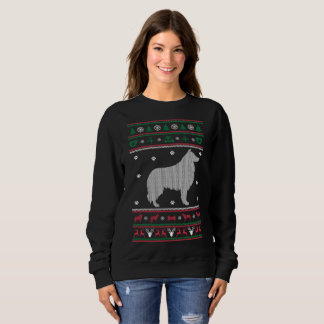 Leslie Dog Ugly Sweater Christmas