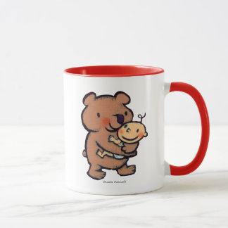 Leslie Patricelli Big Brown Bear Hug Mug
