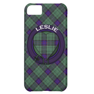 Leslie Scottish Tartan Cover For iPhone 5C