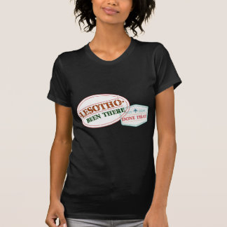 Lesotho Been There Done That T-Shirt