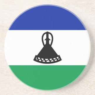 Lesotho Flag Coaster