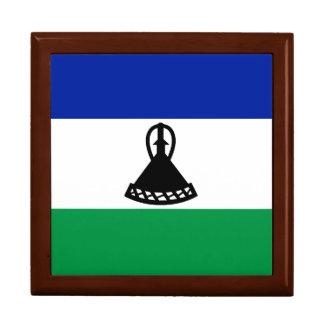 Lesotho Flag Gift Box