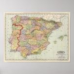 L'Espagne et le Portugal 14 Poster