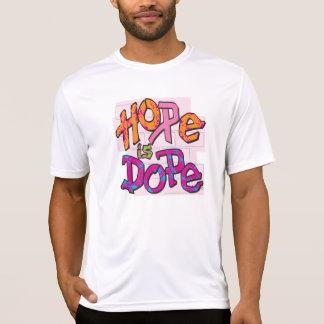 L'espoir est tee - shirt de dopant tee shirt