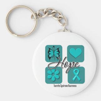 L'espoir inspirent le syndrome de Tourette de cons Porte-clés
