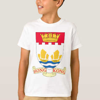 -Lesser_Coat_of_arms_of_Hong_Kong_(1959-1997 T-Shirt