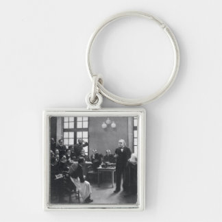 Lesson with Doctor Charcot at the Salpetriere Key Chains