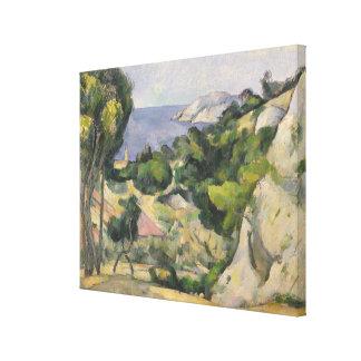 L'Estaque Canvas Print