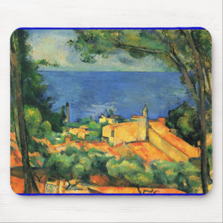 L'Estaque Mouse Pad