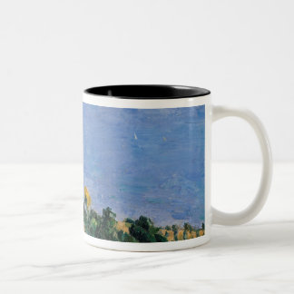 L'Estaque, View of the Bay of Marseilles Two-Tone Coffee Mug