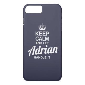 Let Adrian Handle It iPhone 7 Plus Case