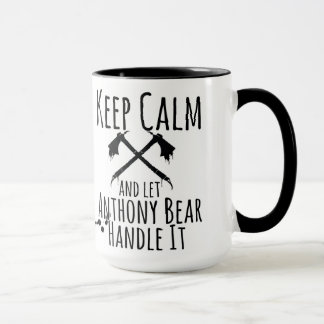 Let Anthony Handle It Mug
