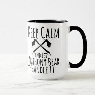 Let Anthony Handle It Mug