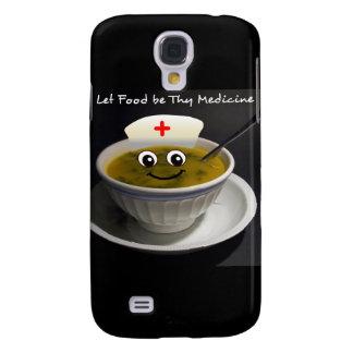 Let Food be thy medicine - Cute Happy Soup Nurse