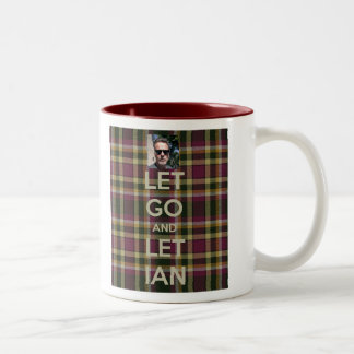 Let Go And Let Ian Mug